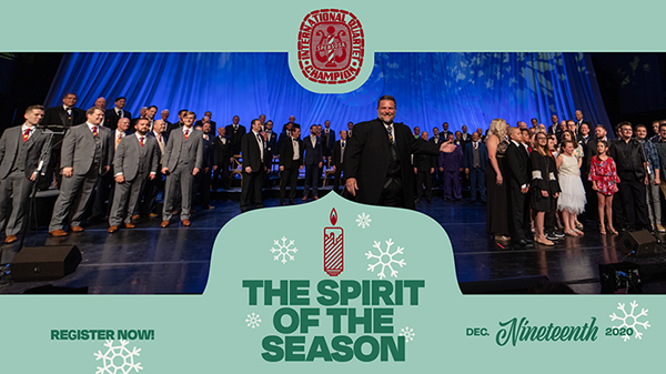 AIC Virtual Show: The Spirit of the Season